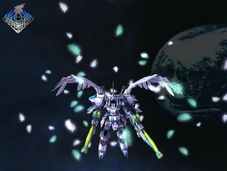 星空中的华丽《机甲世纪》新翅膀欣赏