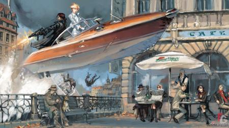 新浪游戏_间谍网游《特工代理》预计年末运营