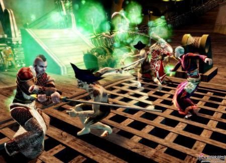 新浪游戏_奇幻网游《龙与地下城OL》版本大更新