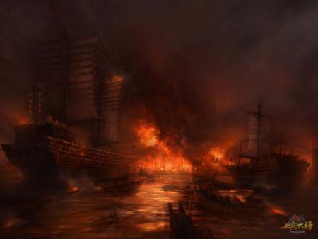 新浪游戏_远征海外《赤壁》领军中国网游参加E3大展