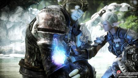 新浪游戏_《最终幻想14》E3宣传影片赏 测试在即
