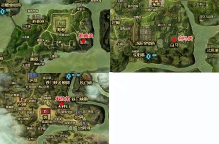 《三国群英传2》闯三关高级地图详解