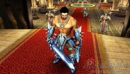 新浪游戏_泰国游戏公司获国产网游《暗黑之魂》亚洲运营权