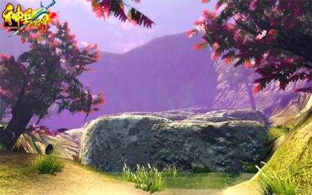 《神兵传奇》介绍美景共谱耳蜗剧情人间仙境电影绝色图片