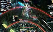 最终幻想14国服2.2巴哈入侵T7龙骑视角