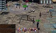 《最终幻想14》72人PvP战场视频 战士视角