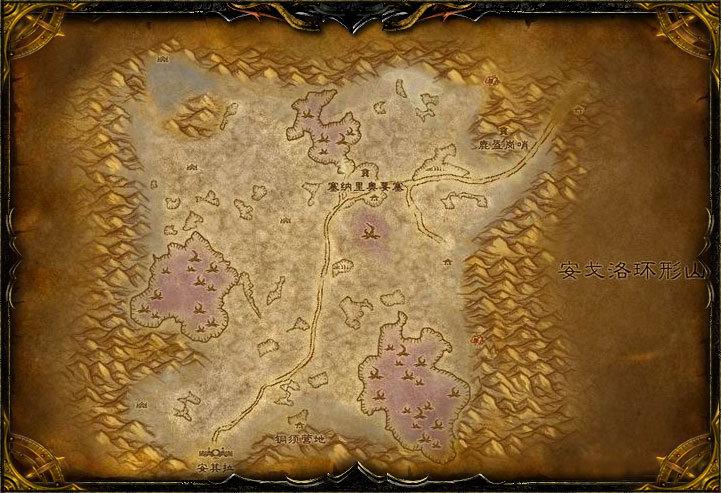 魔兽地图_希利苏斯魔兽世界-5