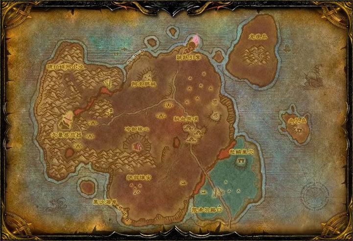 魔兽地图_秘血岛魔兽世界-5