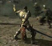 枪剑士技能:冲击弹