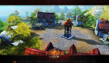 《地下城守护者OL》游戏壁纸