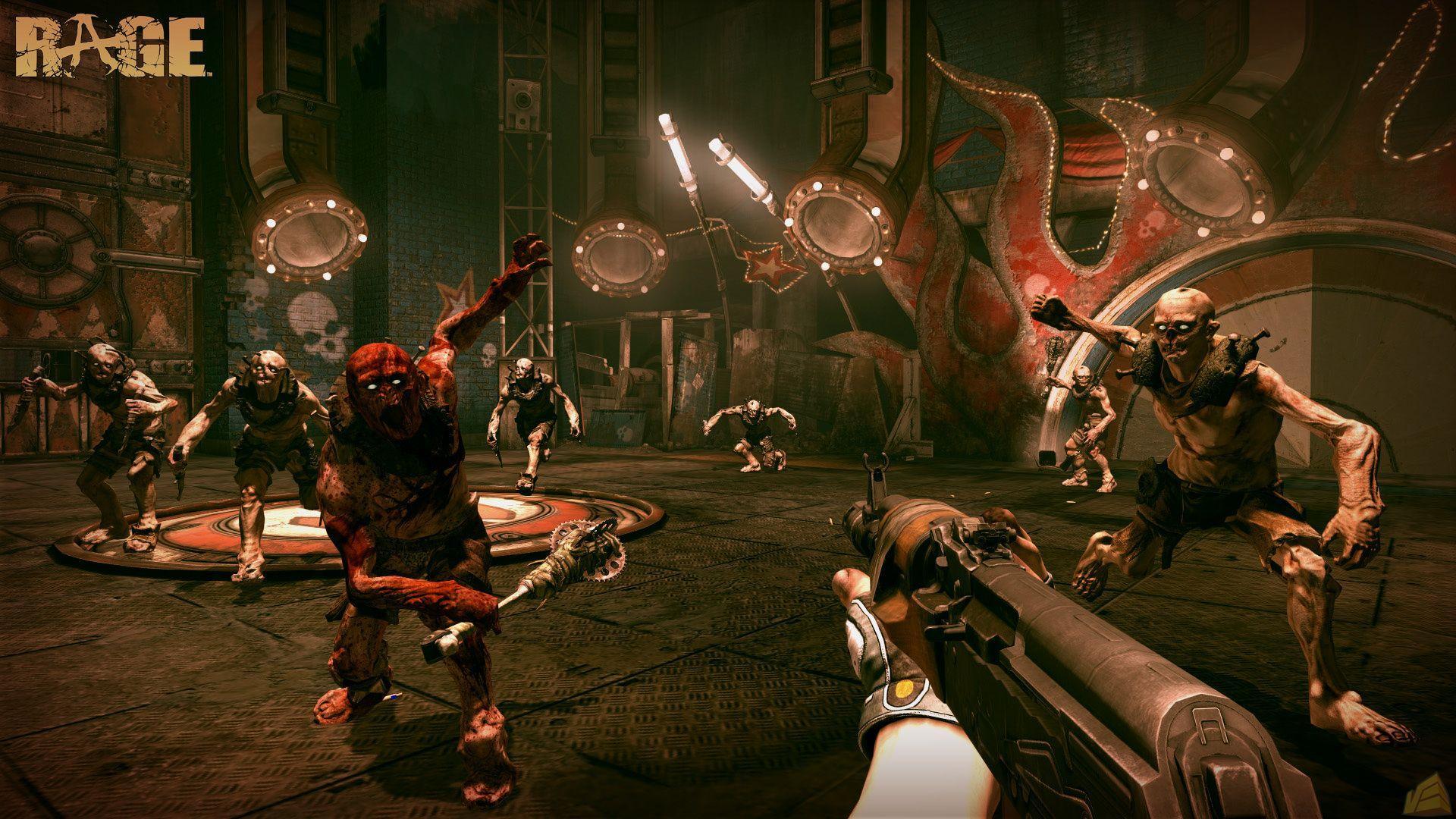 《狂怒》最新游戏画面(1)图片