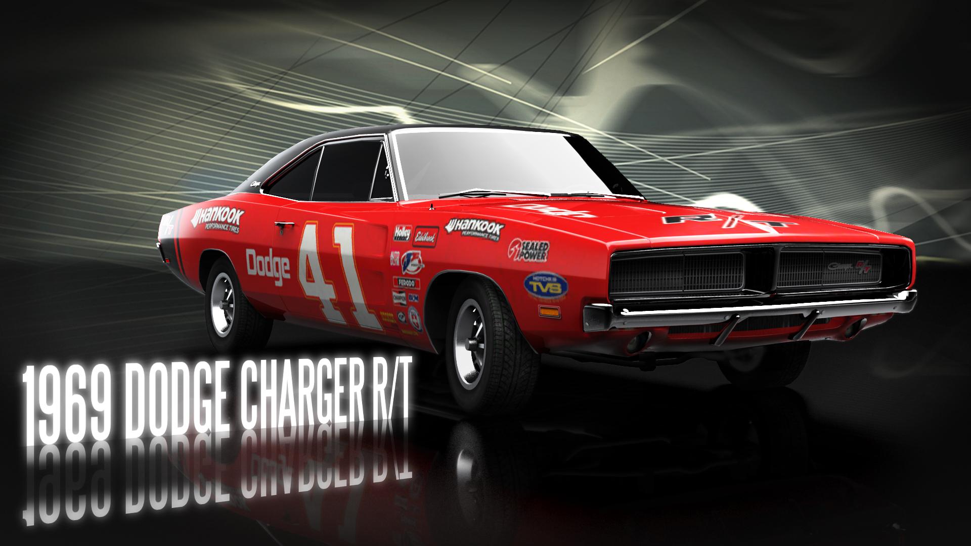 Dodge charger обои на рабочий стол 2