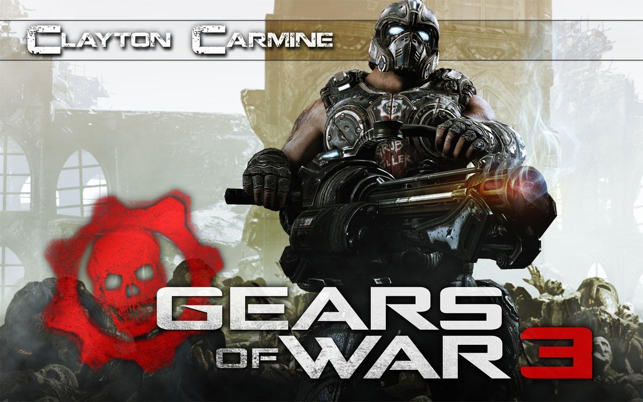 《战争机器3》高清壁纸下载