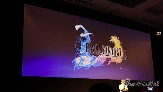 《最终幻想10》将登陆PSV