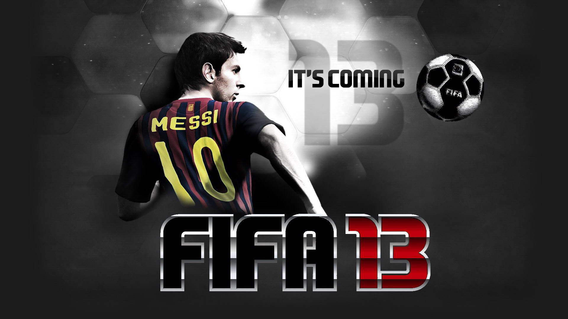 《fifa 13》游戏壁纸(1)