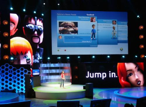 新浪游戏_Xbox Live网络服务全面进化 增添功能