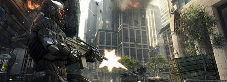 《孤岛危机2》GDC公布首段游戏影像