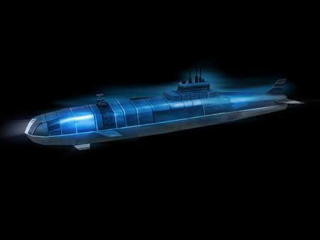 现代化武器:潜艇