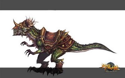 动物 恐龙 游戏截图 400_250
