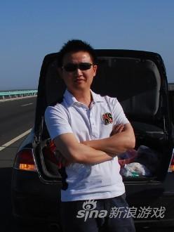 新疆狮王COO秦育龙