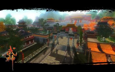 新浪游戏_武神称3D引擎堪比剑网叁 奖励现金反击外挂