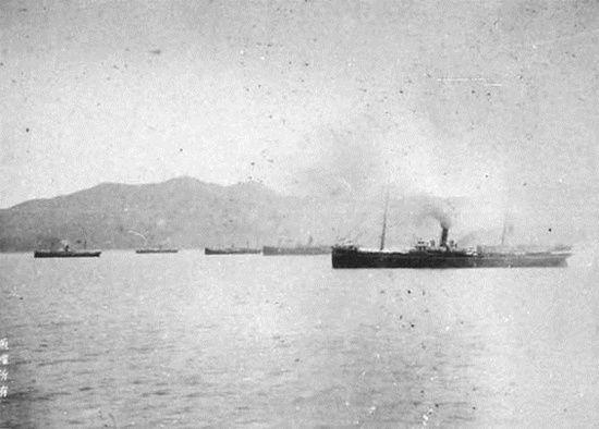 日本人实拍甲午战争镜头