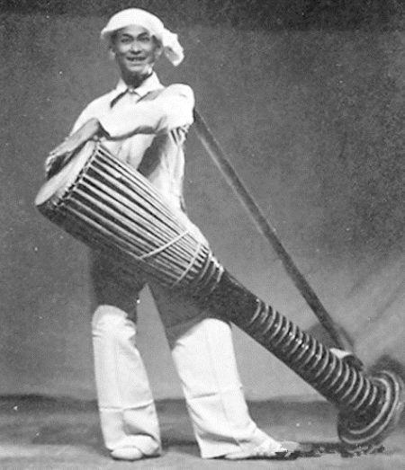 傣族人不认识的孔雀舞图片