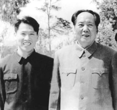 毛泽东与李银桥
