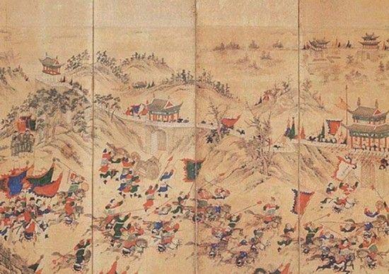 万历朝鲜之役的战争图景