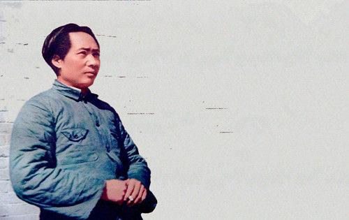 长征时期的毛泽东
