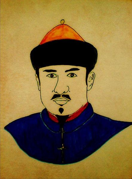 爱新觉罗 肃顺(1816.11.26-1861.9)