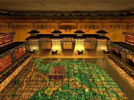 秦始皇陵地宫埋藏哪些惊天秘密?