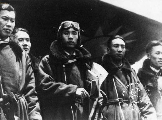 陈纳德 抗战前蒋介石不知自家空军底细
