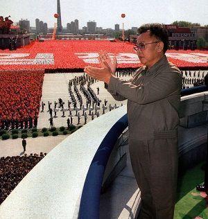 朝鲜风云之二:金正日时代