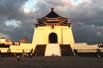 实拍台湾民主纪念堂更名(组图)