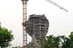 实拍:湖南在建世界最大的毛泽东雕塑(组图)
