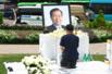 实拍:韩国民众吊唁金大中(组图)