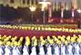 国庆庆祝大会最后一次联合演练落幕