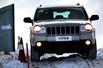 新浪汽车冰雪体验JEEP全系车型