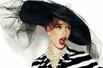 贵妇风范奢华美帽