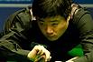 斯诺克世锦赛8强战丁俊晖5-3暂领先塞尔比