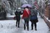 乌鲁木齐第一场雪