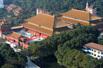华西村博物馆建成 1比1复制故宫等古建筑