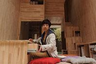 组图:重庆学生造箱宅7�O的家