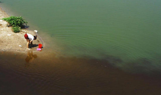盘点中国河流污染