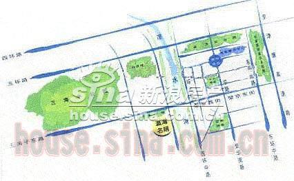 赢海庄园 交通图 赢海庄园的地理位置图