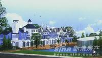 沿海・赛洛城 实景图 会所正面图