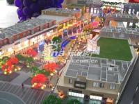 沿海・赛洛城 实景图 社区模型