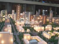 金都・杭城 实景图 模型