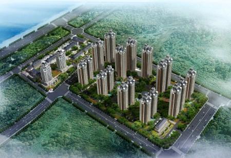 东海县东开发区规划图